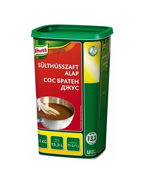 Братен джус сос 1.5 кг