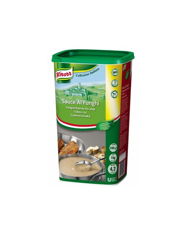 Бял гъбен сос 1 кг