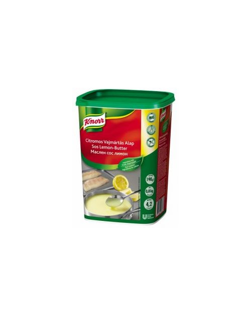 Маслен сос с лимон 0.800 кг