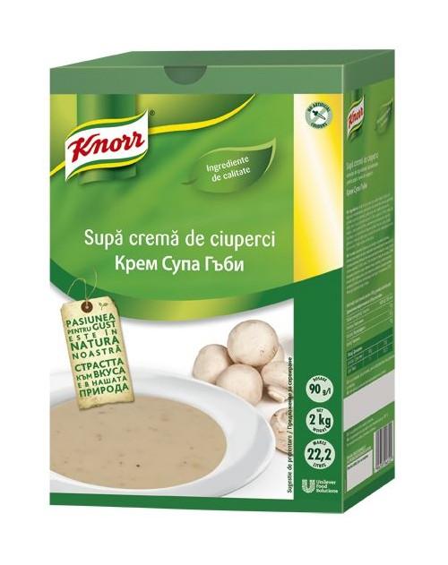 Крем супа гъби 2 кг