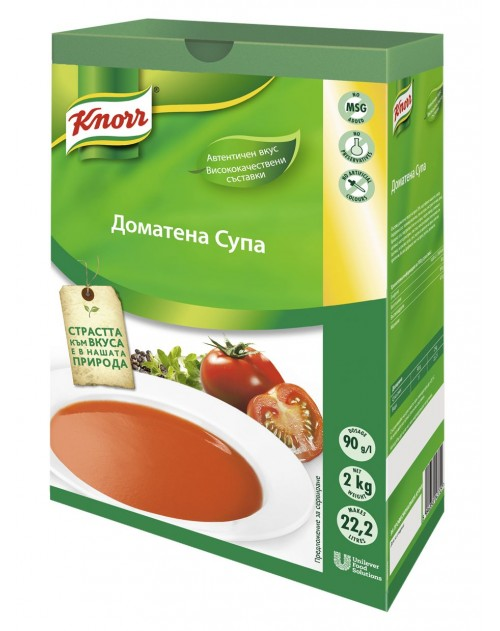 Крем супа домати 2 кг