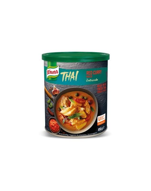 Knorr Тайландска червена къри паста