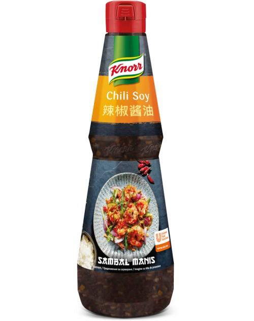 Sambal Manis Пикантен сос с чили и соя 1 л