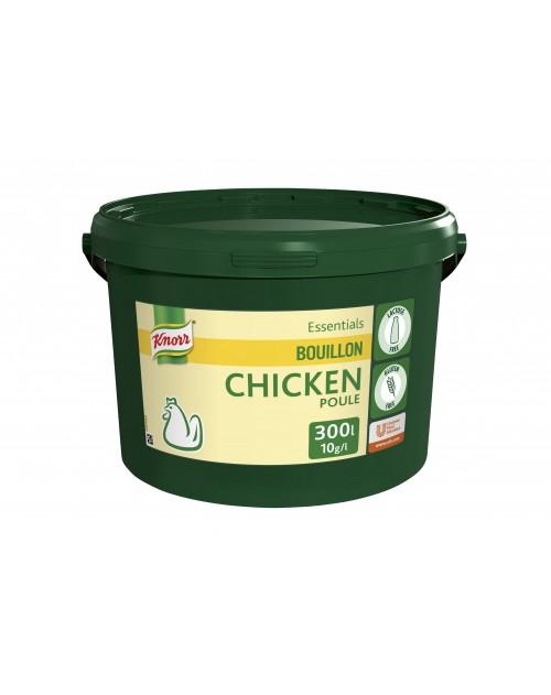 Пилешки бульон без алергени 3 кг