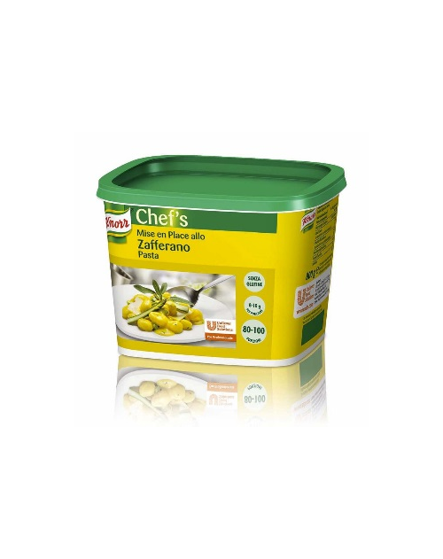 Knorr шафранова паста 0.800 кг