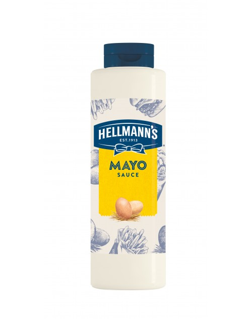 Hellmann`s майонеза 850мл