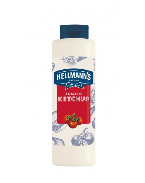 Hellmann`s кетчуп 819мл