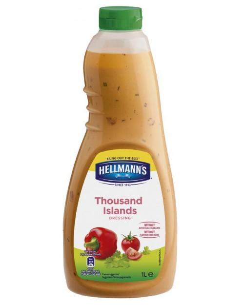 Hellmann's хиляда острова promo 1 free