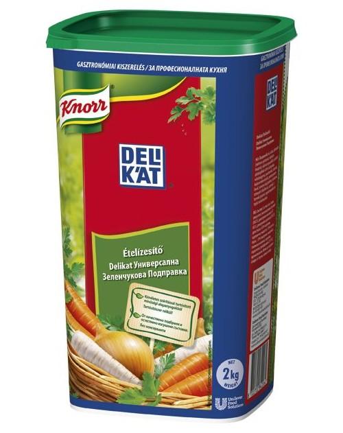Knorr Деликат подправка promo 1 free