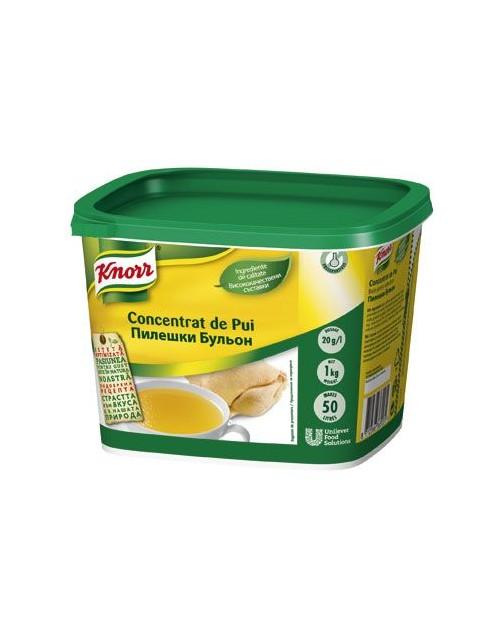 Knorr пилешки бульон promo 1 free