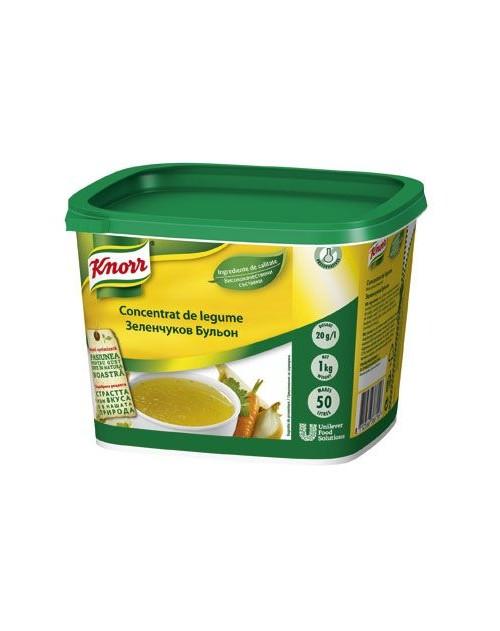 Knorr зеленчуков бульон promo 1 free