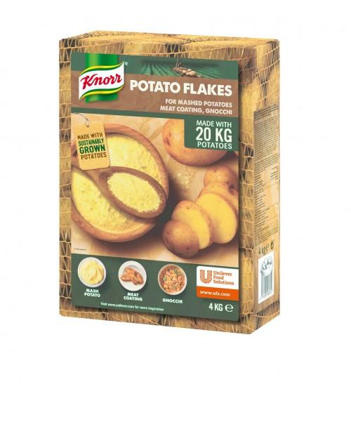 Knorr картофено пюре на люспи 4 кг