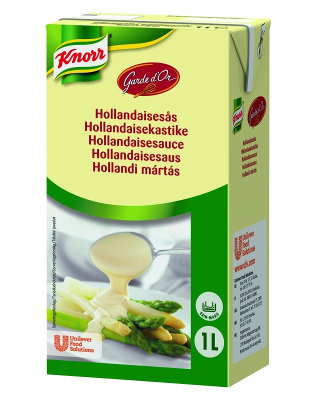 Knorr Холандез сос течен 1 л