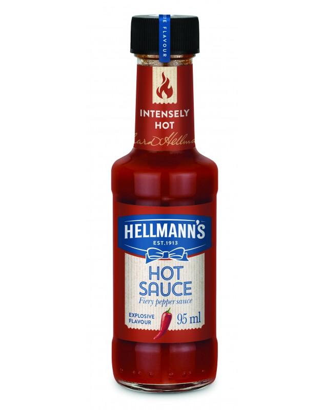 Hellmann's Лют сос 95 ml