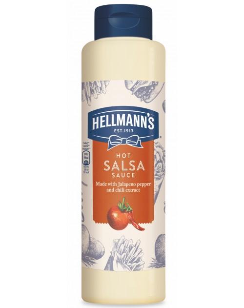 Hellmann's Пикантен сос салса 910 ml