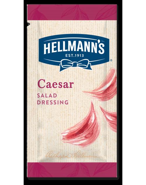 Hellmann's Цезар салатен дресинг доза 30 мл - 50 бр в кашон