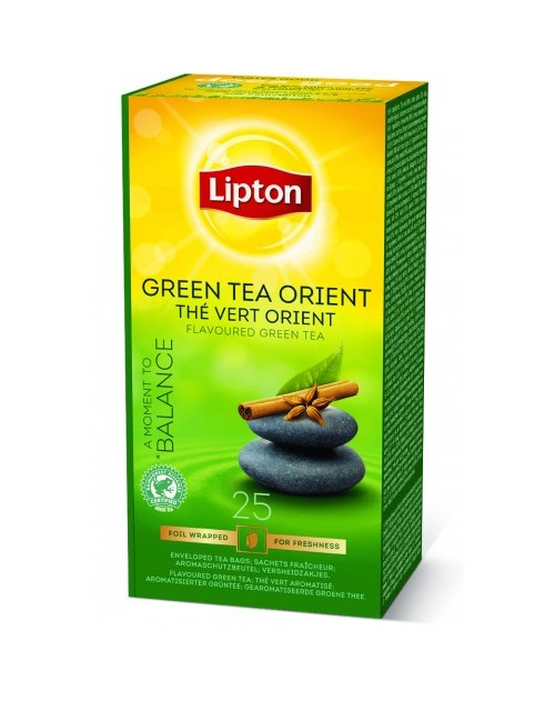 Lipton Зелен Чай Ориент 25бр.