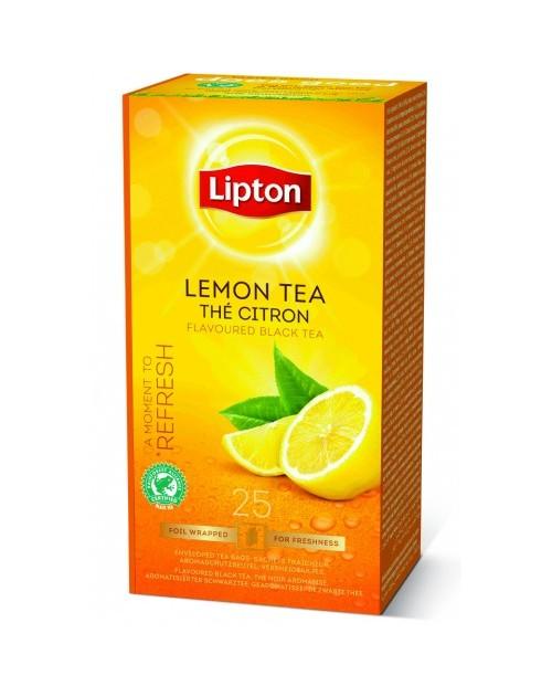 Lipton Лимон 25бр.