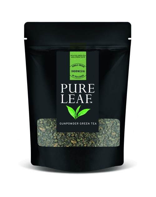 PURE LEAF Зелен Чай Гънпаудър 200гр.