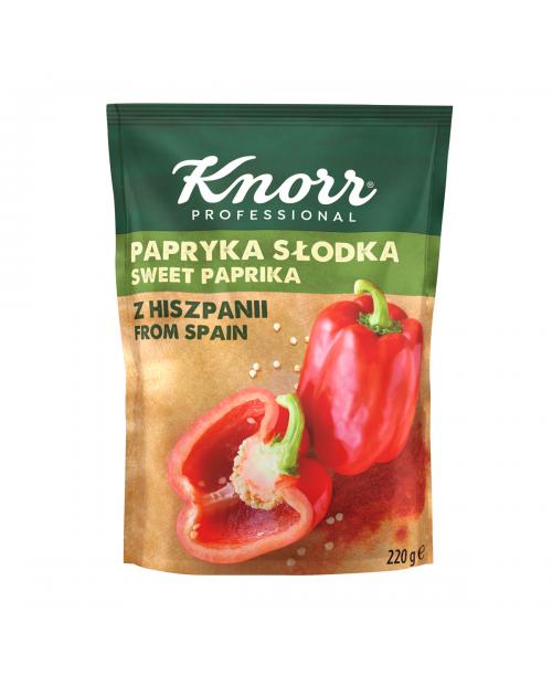 KNORR Сладък червен пипер 220 гр