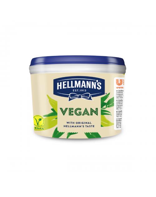 Hellmann's Веган майонеза 2.5 кг.