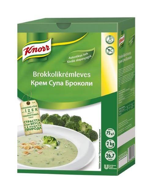 Крем супа броколи 2 кг