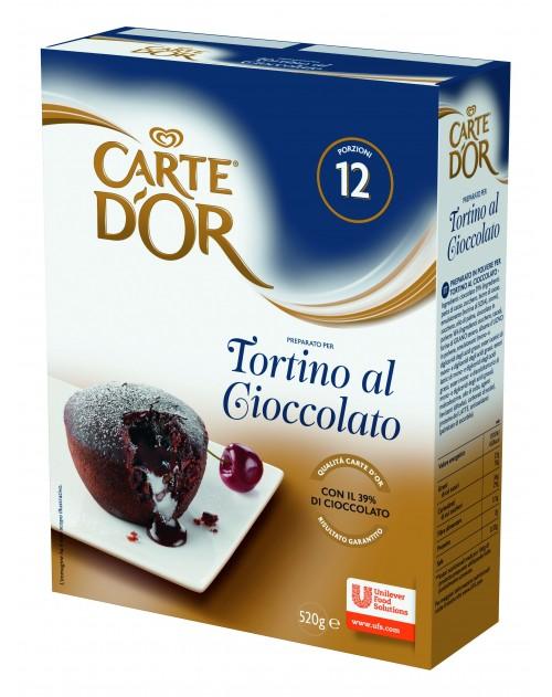 Шоколадово суфле 0.520 кг