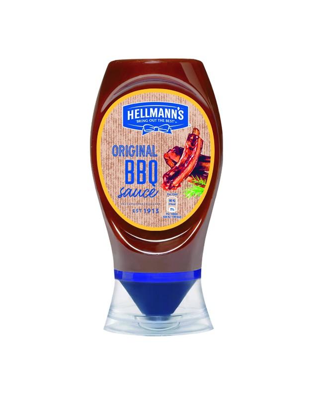 Hellmann's барбекю сос 0.250 ml