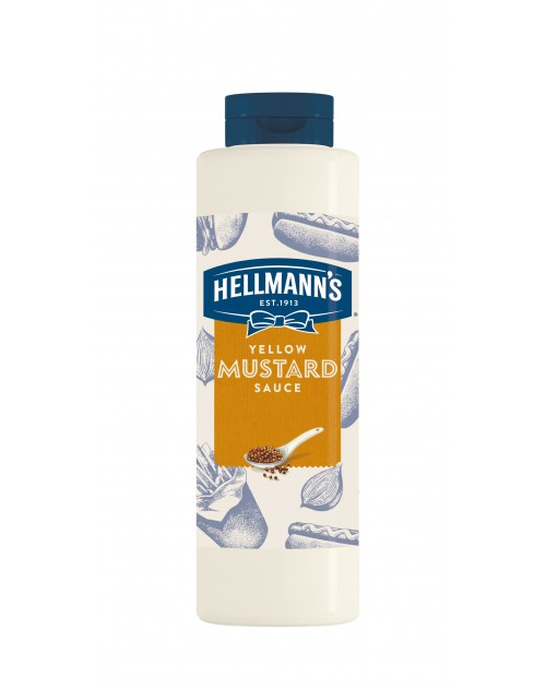 Hellmann`s горчица 850мл