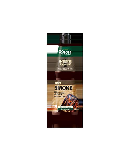 Knorr течна подправка за овкусяване Deep Smoke 0.400 ml