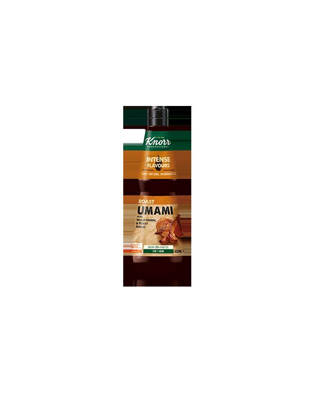 Knorr течна подправка за овкусяване Roast Umami 0.400 ml