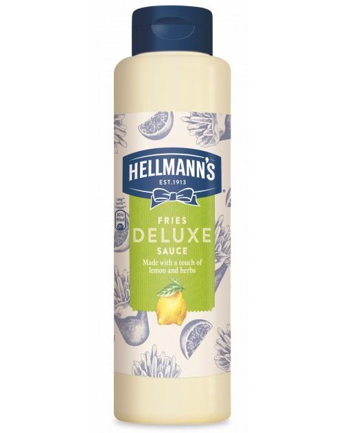 Hellmann's Майонезен сос Фрайс 820 ml